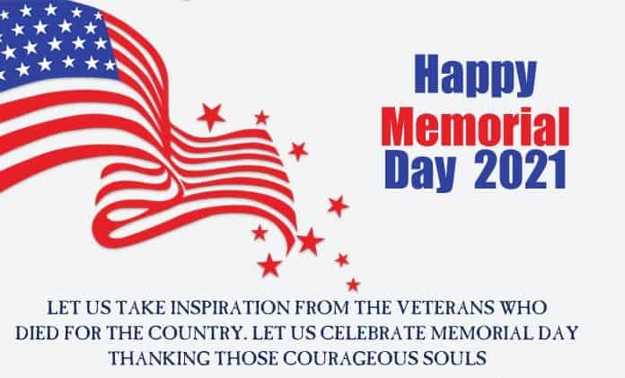 Memorial Day Messages 2021