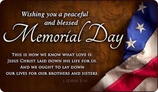 Memorial Day Thank You Quotes 2021
