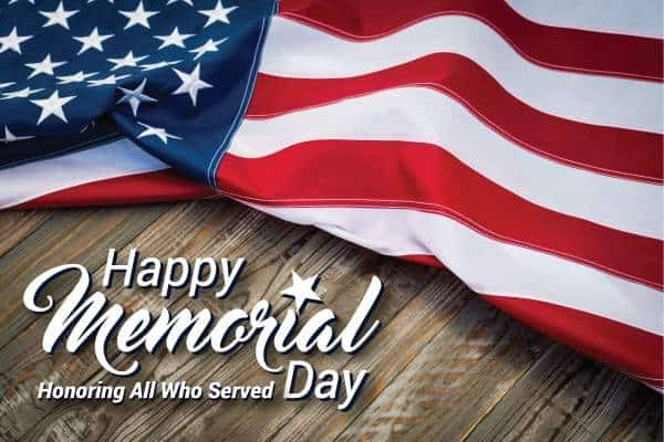 Memorial Day Wishes 2021